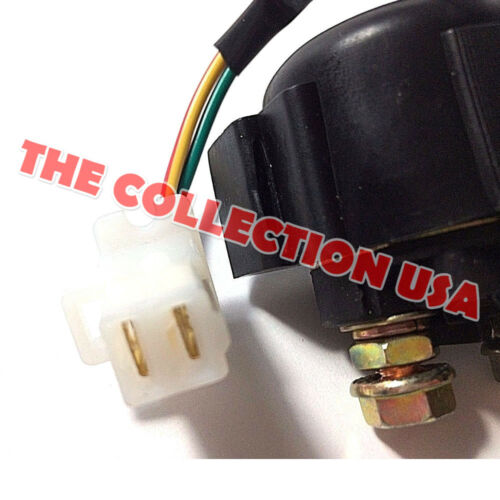 New Starter Solenoid Relay Yamaha Grizzly 600 Yfm600 1998 1999 2000 2001