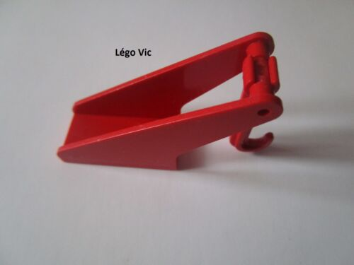 Lego Fabuland 3997 + x374 Tow Crane + Hook Red Rouge du 344 134 3670