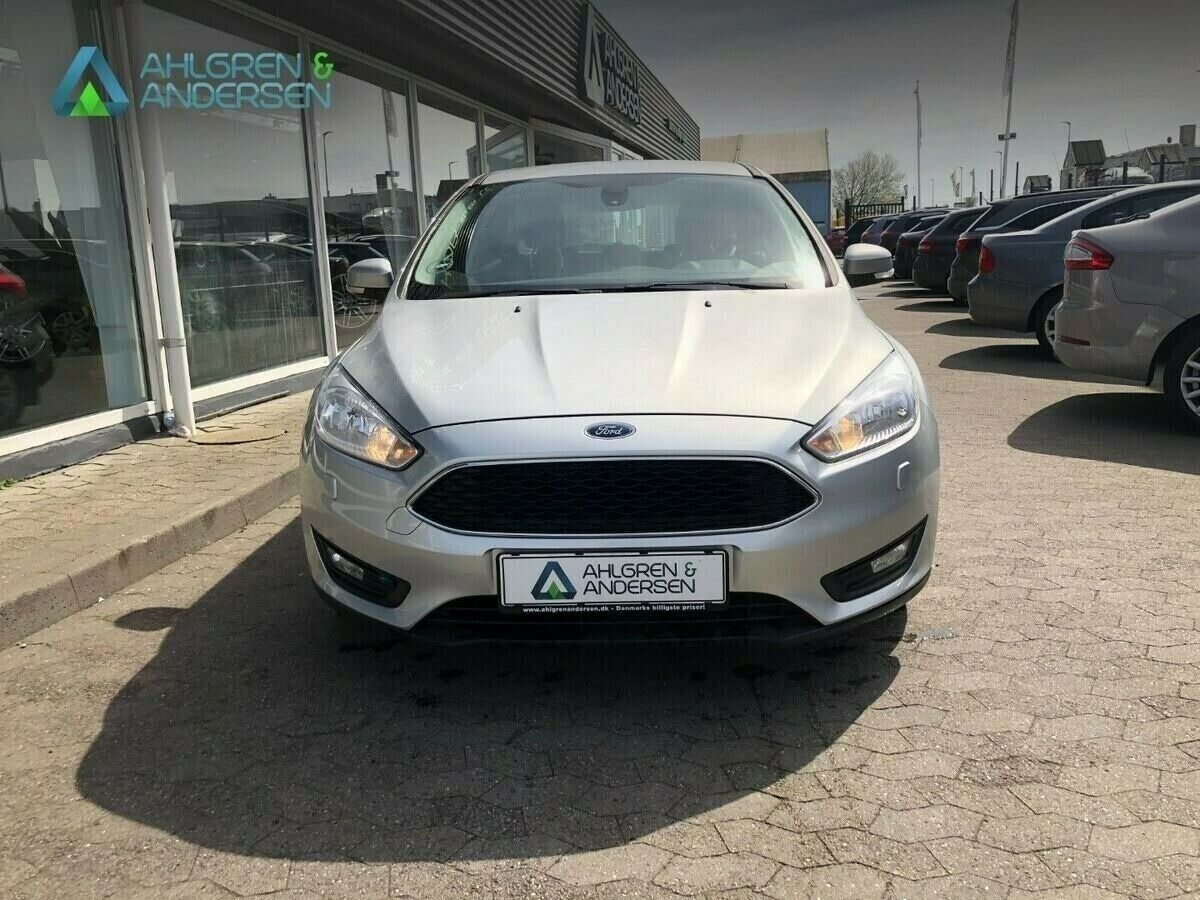 Ford Focus 1,0 SCTi 125 Trend 5d