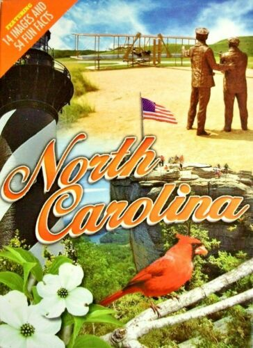 North Carolina Souvenir Playing Cards