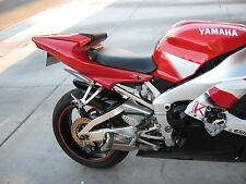 Yamaha R1 YZF exhaust pipe 98 99 00 01 1998 1999 2000 2001 XB08 Slip On Muffler