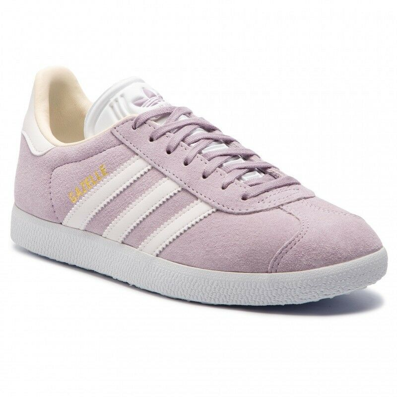 23be3ec2d974cd Adidas Originals Gazelle W cg6066 Femmes Enfants Baskets Sport Baskets  Violet