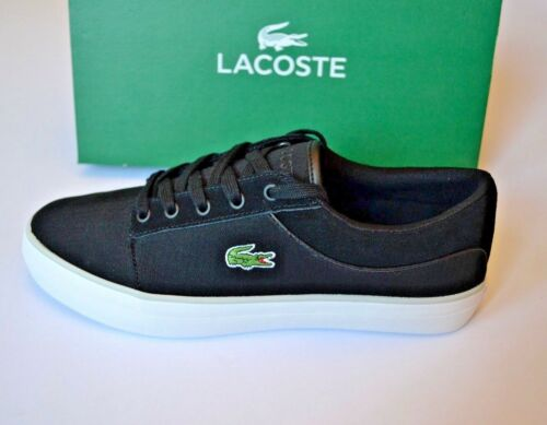 Pumps 7 White Sz Uk Kicks Eu Vaultstar 40 Black Trainers Lacoste 5 Mens BEUUF