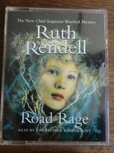 Ruth-Rendell-Road-Rage-read-by-Christopher-Ravenscroft-2-cassette-audio-book