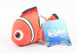 FINDING-DORY-plush-NEMO-6-034-soft-toy-clownfish-Disney-Pixar-NEW