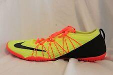 Nike Men's Free 1.0 Cross Bionic Training Running Shoes Yellow 10 MSRP $120 NEW