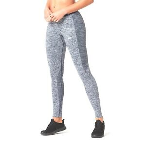 a5206c2aa145c0 Myprotein Seamless Women's Leggings Navy Marl Seamless Leggings My ...