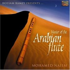 Ramzy Hossam - Master of the Arabian Flute [New CD]