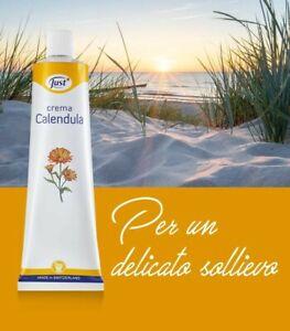 Crema Calendula 100ml - JUST - SCOTTATURE - CICATRIZZANTE - DISINFETTANTE