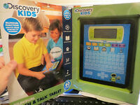 Discovery Kids Bilingual 'teach And Talk' Tablet - Blue