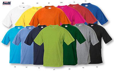 Bambini 2 - 16 Anni Bambino: Abbigliamento T-shirt Maglia Maglietta Bimbo Bambino Bambina Cotone Alta Qualita' 029022 Jade White