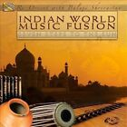 Indian World Music Fusion: Seven Steps to the Sun by Re-Orient/Baluji Shrivastav (CD, Oct-2012, Arc Music)