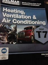 ASE Test Study Guide  Prep T7 Heating/AC 5th Ed