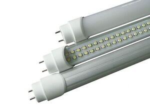 Tubo-Led-smd-Neon-T8-60cm-120cm-150cm-Luce-Calda-Fredda-ottimo-risparmio-energ