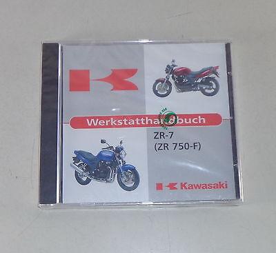 Workshop Manual On Cd Workshop Manual On Cd Kawasaki Zr 7zr 750 F