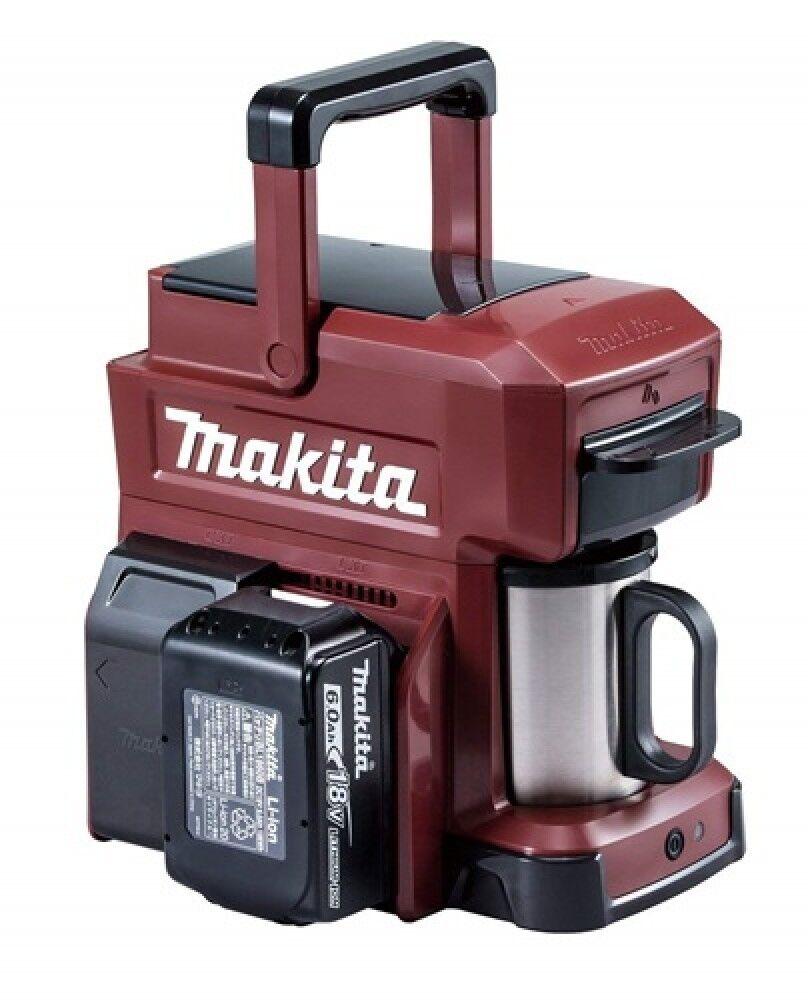 nouveau MAKITA CM501DZAR Rechargeable Coffee Maker rouge from JAPAN