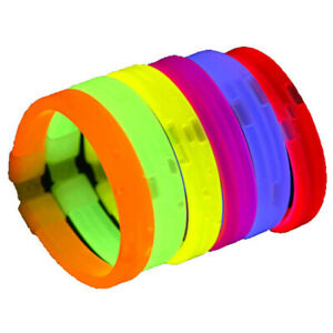 Glow-nel-il-Dark-Stick-Braccialetto-Luminoso-Bracciale-Rigido-per-Feste-Flu-M8T2