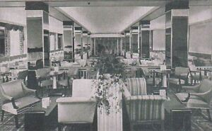 Postcard-Pall-Mall-Room-Cocktail-Lounge-Hotel-Raleigh-Washington-DC