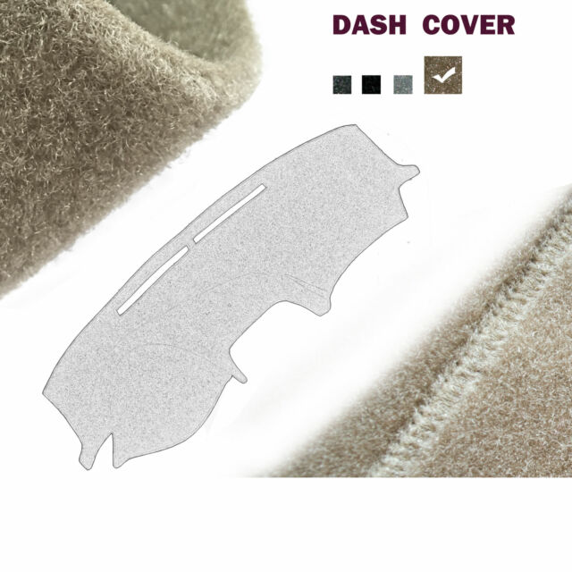 1pc For 04-08 Acura TL Dashboard Pad Beige Dash Cover Mat