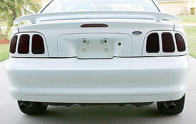 1994-1998 Mustang Side Marker REAR Vinyl Tint GT//V6//Cobra