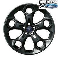 4 19 Ford Focus St Black Matte Black Wheels Rims 2012 - 2017 No Core Charge