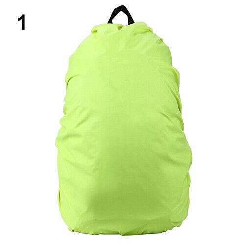 Waterproof Rainproof Backpack Rucksack Rain Dust Cover Bag for Camping Showy