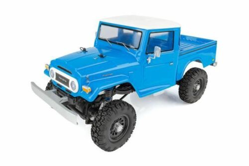 Electric 1:12th Scale 4WD Team Associated CR12 Toyota FJ45 Pickup Truck RTR