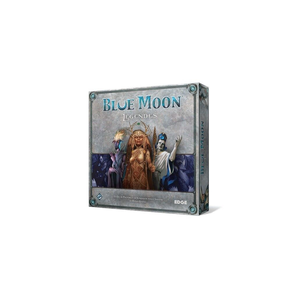 la vostra soddisfazione è il nostro obiettivo Jeu de société blu Moon Moon Moon Légendes VF - Neuf, encore embtuttié    - Edge  Prezzo al piano