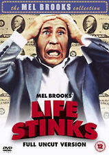 LIFE STINKS (1991 Mel Brooks) - DVD - REGION 2 UK