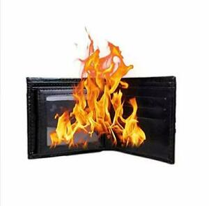 America-Fire-Wallet-Black-Magic-Tricks-Card-to-Wallet-Fire-Stage-Street-Illusion