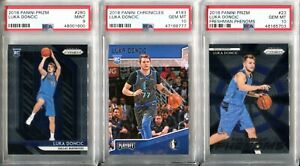 Absolute Mystery Pack Relic Auto Basketball Cards Luka Doncic Edition