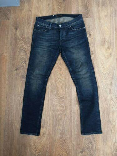 Nudie Jeans Model TILTED TOR Indigofera River 32X3