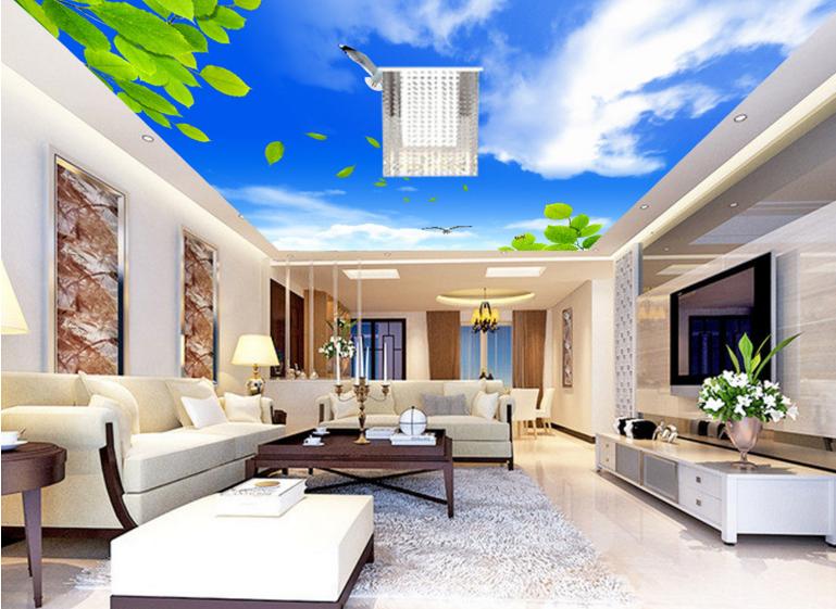 3D Sky Birds 54 Ceiling WallPaper Murals Wall Print Decal AJ WALLPAPER US