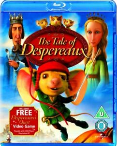 The-Tale-Of-Despereaux-Blu-Ray-Nuevo-Blu-Ray-8269608