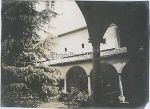 Florence Firenze Italia Foto Amateur Vintage Analogica Ca 1900