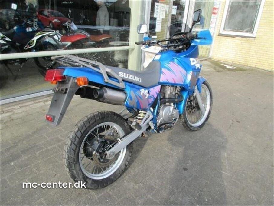 Suzuki, DR 650, ccm 641