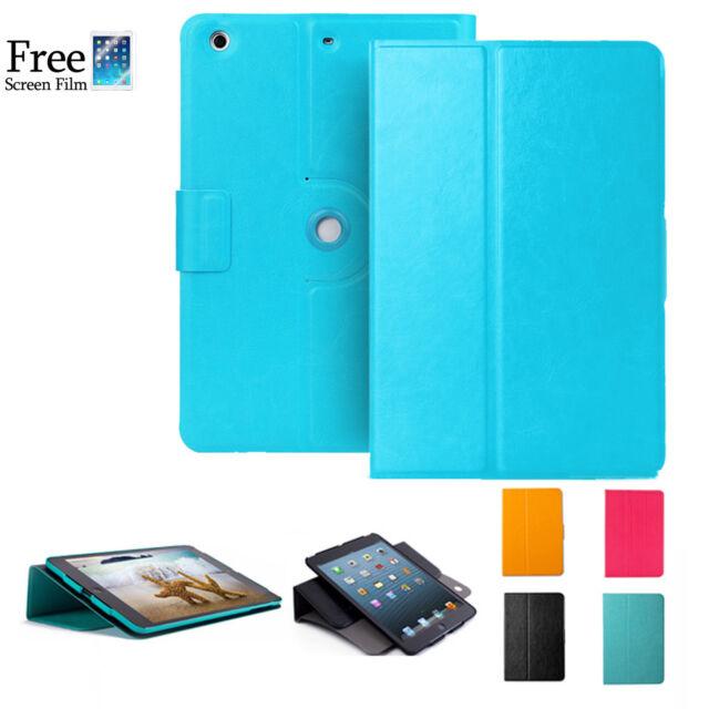 Extra Slim 360 Rotating Smart Cover Case for iPad 4 3 2   iPad mini   iPad Air 2
