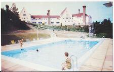 Swimming Pool Keltic Lodge Resort Cape Benton Canada Advertising Hotel Postcard