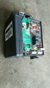 2002 2009 saab 97x trailblazer envoy fuse box with bcm ebay rh ebay com 2006 saab 9-7x fuse box