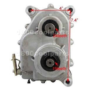 Details about Gear Box for Engine 250cc Go Kart Go Cart Dune Buggy Dunne  Buggies Chinese Parts