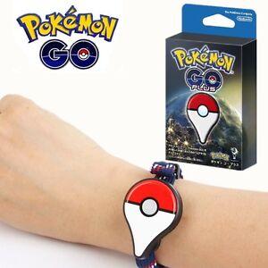 Nintendo-Pokemon-Bracelet-Go-Plus-Device-US-Ver-Brand-New-Free-Fast-Shipping-US