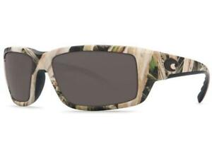 8d1caa304a2c3 Image is loading Costa-Del-Mar-Fantail-Polarized-Sunglasses-580G-Mossy-