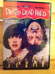 Drop-Dead-Fred-DVD-2003-R1-NTSC-Raro-Sellado-de-fabrica