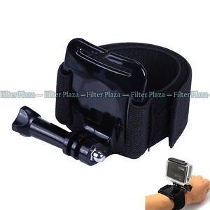 Diving-Housing-Case-Wrist-Strap-Band-Mount-Screw-for-Gopro-Hero-2-3-3-Camera
