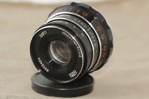 Industar-61-L-D-2-8-55-Objektiv-m39-Fed-Zorki-Olympus-Lumix-Fujifilm-Sony-Canon