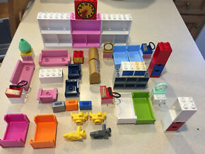 Super Details About Lego Duplo Phone Bedroom Bed Cabinet Light Box Drawer Camera Video Blanket Sofa Squirreltailoven Fun Painted Chair Ideas Images Squirreltailovenorg
