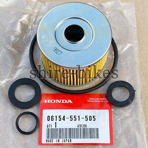 NOS-Genuine-Honda-Oil-Filter-amp-Seal-Kit-suitable-for-Honda-N600-amp-Z600-Cars