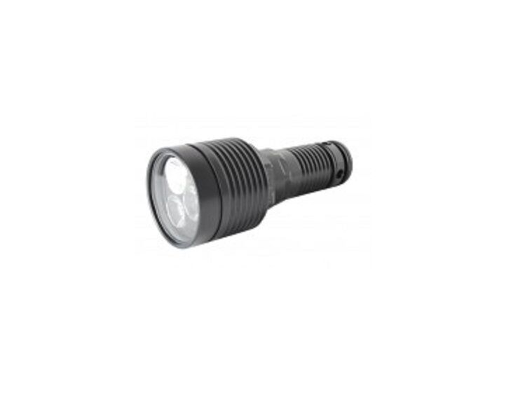 Tillytec Maxi Uni + LED Module 3600-40000-15 in 4500 K Diver's Flashlight Diving