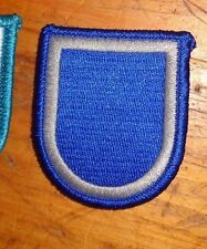 ARMY PATCH, AIRBORNE BERET FLASH, 79TH INFANTRY DETACHMENT (PATHFINDER)