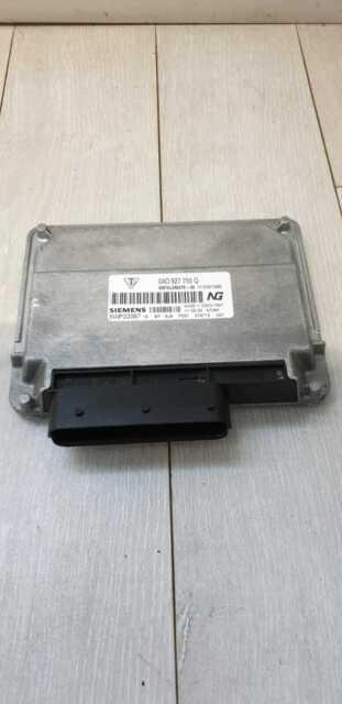 PORSCHE CAYENNE 955 4.5 TURBO V8 TRANSFER CASE COMPUTER 0AD927755Q
